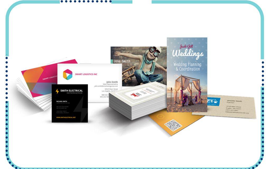 تاریخچه کارت ویزیت از چندین مرحله مختلف تشکیل شده و در نهایت به قالب امروز تبدیل گردیده است:کارت های ملاقات،کارت های بازرگانی،کارت های ویزیت