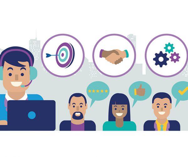 ارائه بهترین خدمات به مشتریان: ارائهی خدمات خوب به مشتری عنصر حیاتبخش هر کسب و کار است. میتوان با قیمت های مناسب مشتریان زیادی را به خود ...