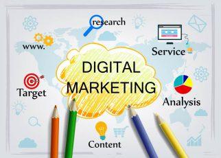 ما به استفاده از ابزار دیجیتال مارکتینگ مانند وبسایت ، شبکه های اجتماعی، کارت ویزیت الکترونیک و..نیاز داریم.و باید قوانین دیجیتال مارکتینگ